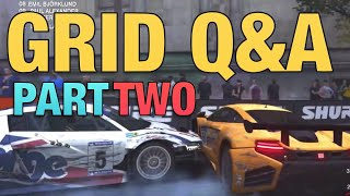 Grid Autosport Nintendo Switch Q&a 2 - Your Qustions & Reddit Ama