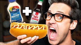 Download Weird Hot Dog Topping Taste Test Mp3 and Videos