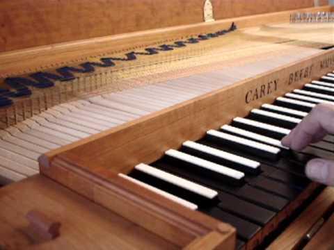 Phase 3 Clayson and Garrett Harpsichord Repair | Doovi