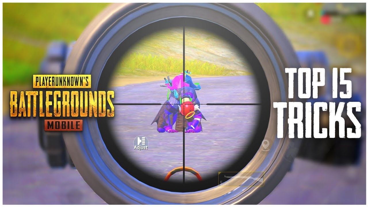 Top 15 Tips And Tricks | Pubg Mobile