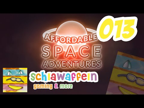 Affordable Space Adventures #013 - 3 Player - Co-Op - schlawaffeln [HD] [FACECAM] [GER]