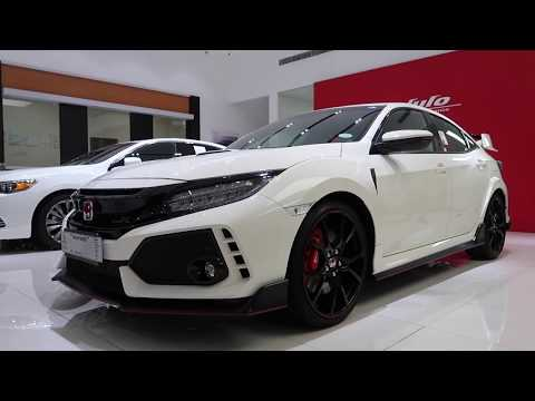 2018 HONDA CIVIC TYPE R PHILIPPINES TOUR! (NOT A REVIEW) | VLOG