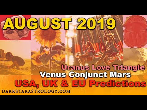 Monthly Horoscope, World Predictions & Major Transits ~ Darkstar