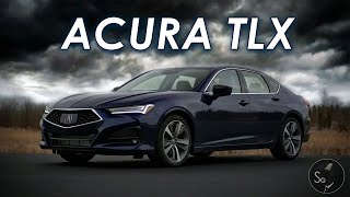 2021 Acura TLX | Not What it Seems