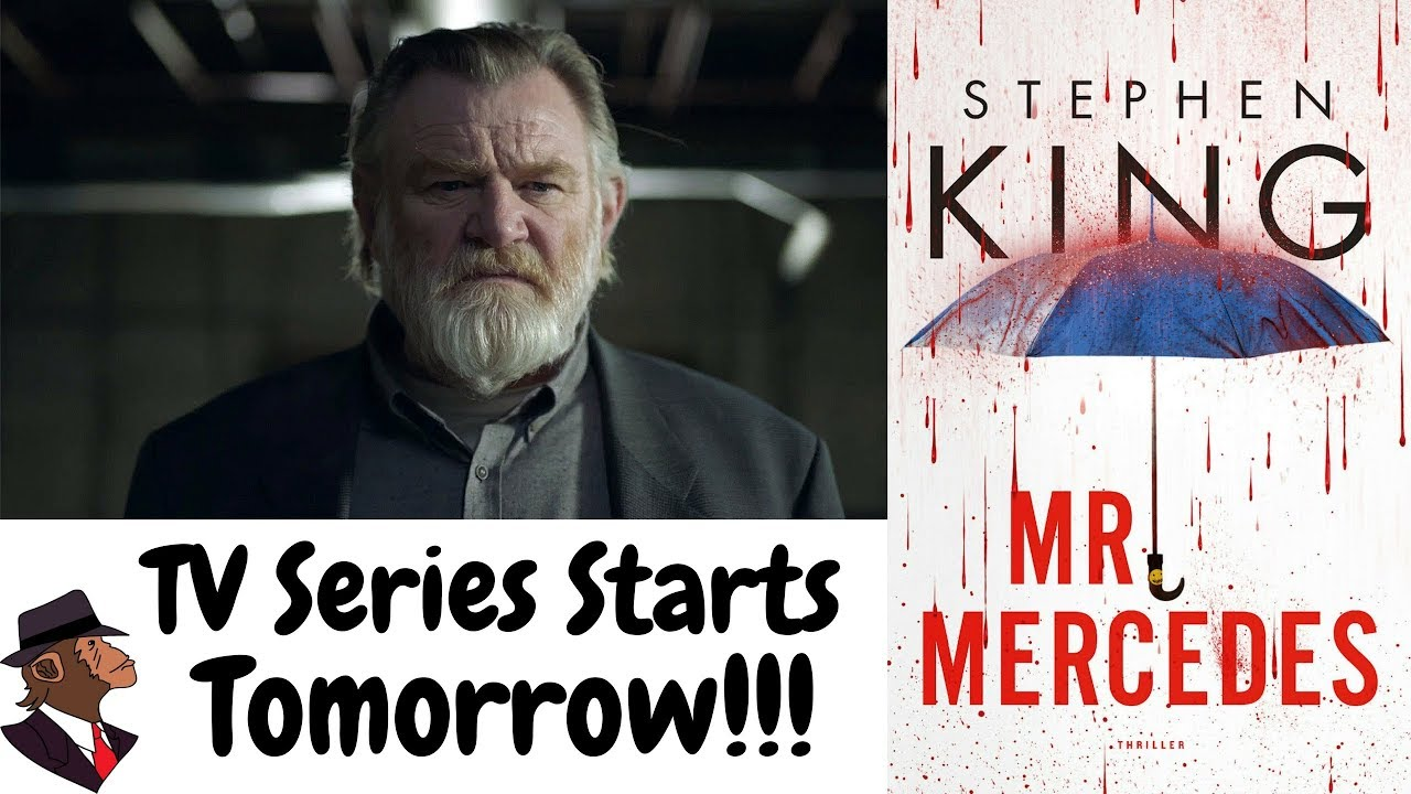 Mr Mercedes TV Series Starts Tomorrow - YouTube
