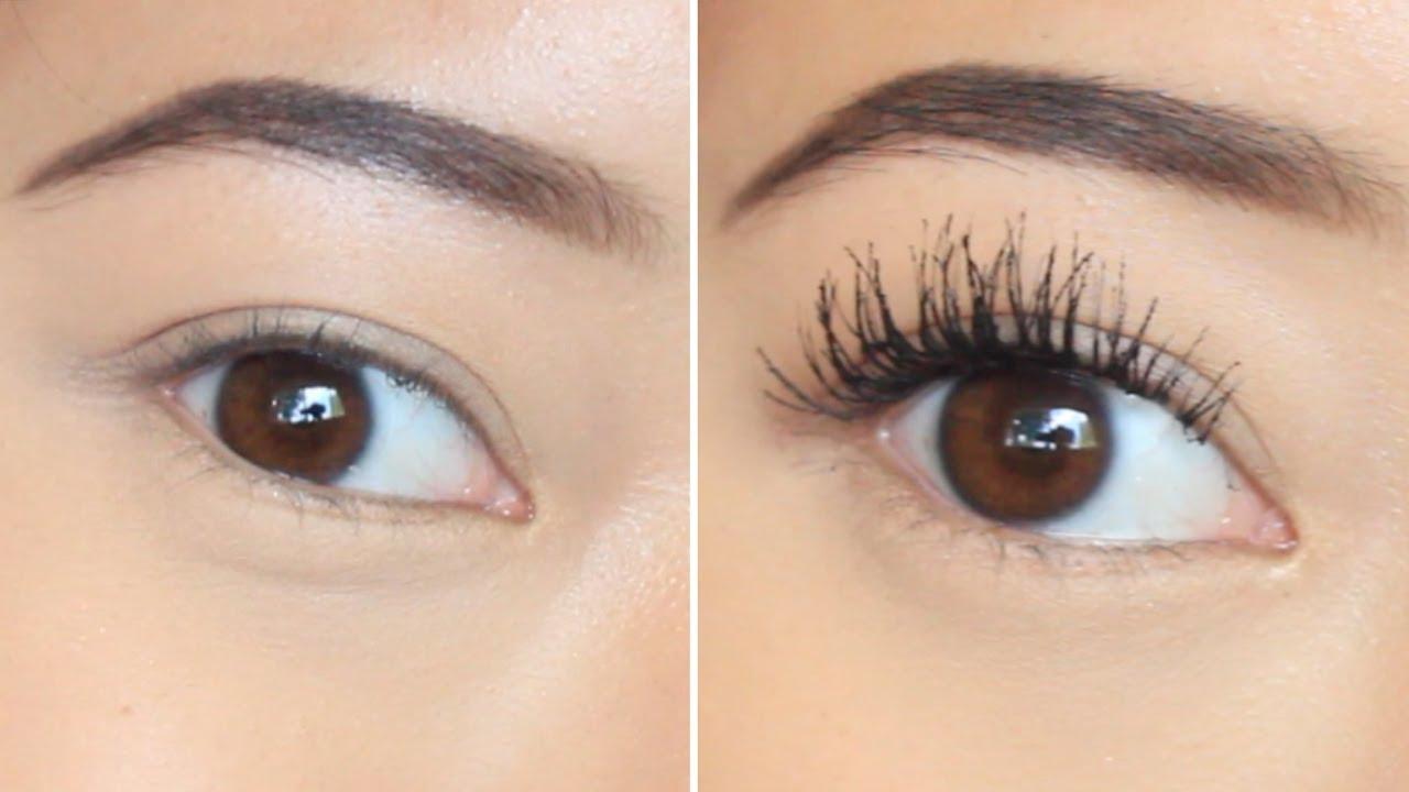 2873158d5ec How to Apply Mascara — Make Natural Lashes Look Fuller