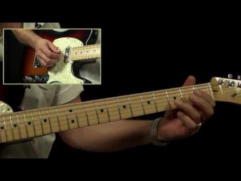 George Strait I Cross My Heart Guitar Lesson - Intro & Solo