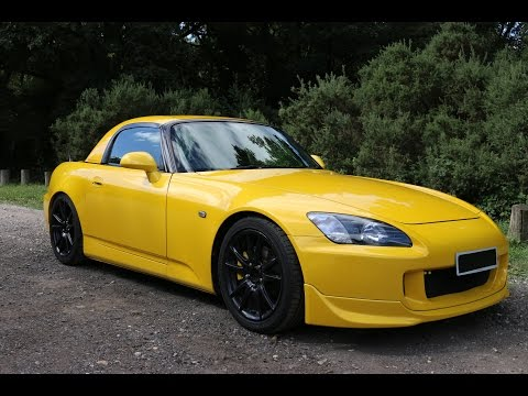 Another JDM S2000 Review! Amazing Handling & Loud VTEC! - PerformanceCars