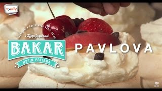 #bakarinspirasi: Pavlova.