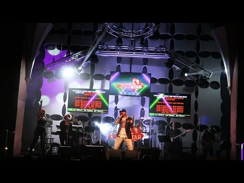 Extreme Karaoke At Rising Star In City Walk At Universal Orlando!!! (1.23.2016)