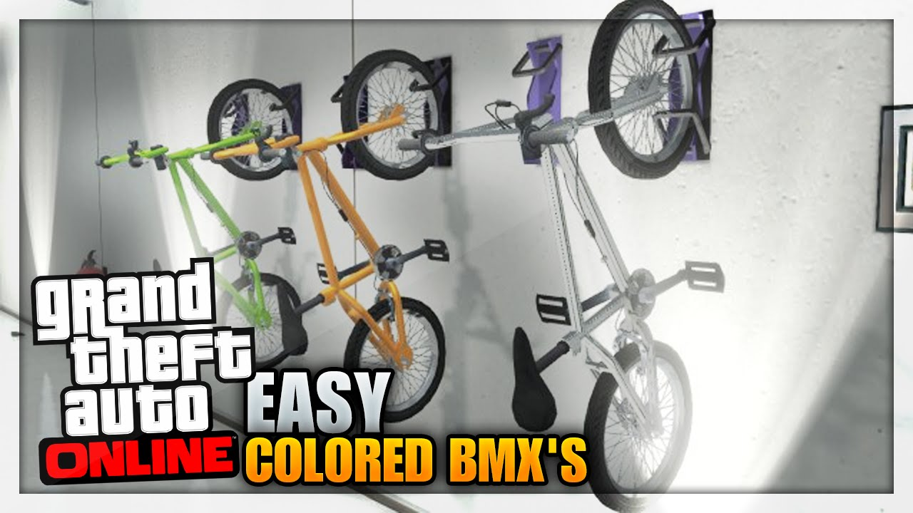 Color change online -  Gta 5 Online Change Color Of Any Bike Youtube