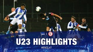 Highlights - SV Lichtenberg 47 - U23 - Hertha BSC
