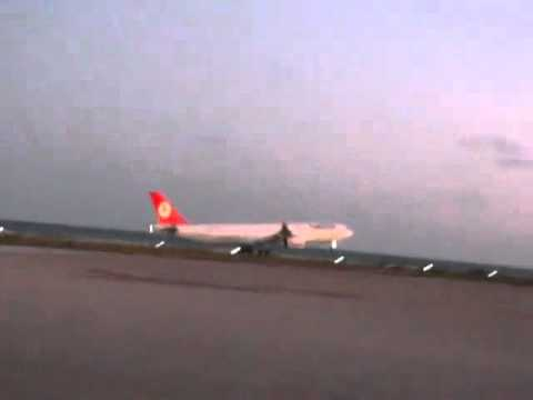 Turkish Airlines launches first flights to Somalia