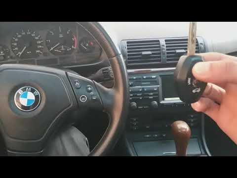 Привязка ключа BMW e46