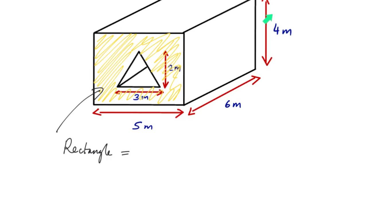Volume of a compound shape - YouTube