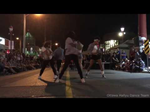 Ottawa Hallyu Dance Team @ Ottawa Asian Night Market 2016