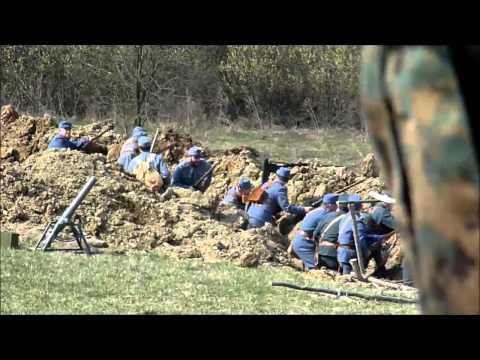 Karpaty 1914/1915 Výrava (20. Apríl 2013)
