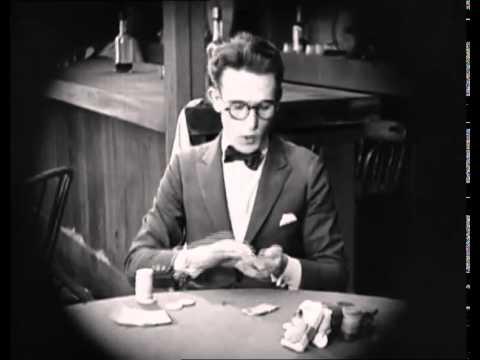 Harold Lloyd  - Eastern Westerner [how to make cigarrets]
