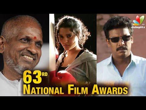 63rd National Film Award Winners- Complete List | Ilayaraja, Visaranai, Bahubali