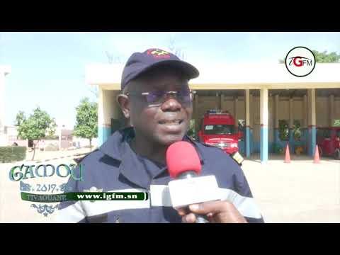 Gamou 2019 – Un accident fait 4 blessés entre Kébémer et Tivaouane