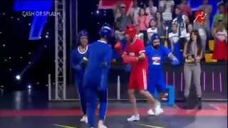 الاطفال يرقصون على اعلان اورانج 2017 محمد هنيدي  جامدة اخر حاجه