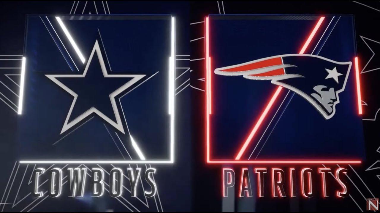 Madden 20 Simulation Dallas Cowboys Vs New England Patriots Simulation Nation