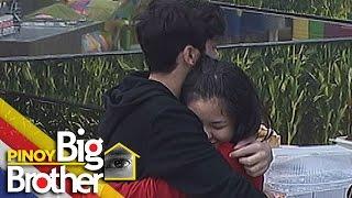 Pinoy Big Brother Season 7 Day 87: Kisses at Marco, humingi ng tawad sa isa