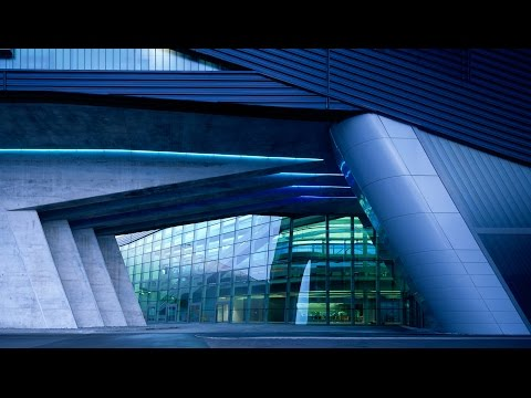 Zaha Hadid's BMW Central Building is