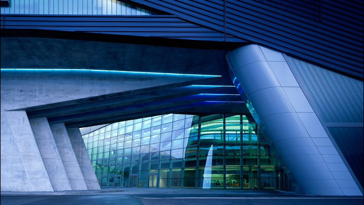 Zaha Hadid S Bmw Central Building Is Quot A Radical Piece Of