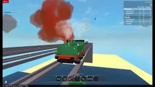 ROBLOX Steamies vs Diesels