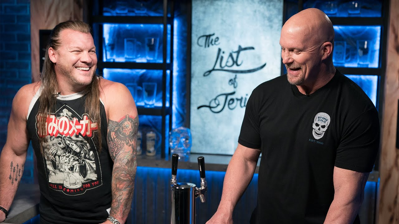 Chris Jericho Names AEW Stars During Interview With Steve Austin