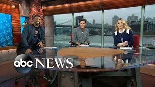 Michael Greenberg, Michelle Beadle and Jalen Rose talk 'Get Up'