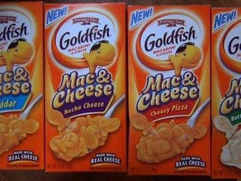 Pepperidge Farm Goldfish Mac & Cheese