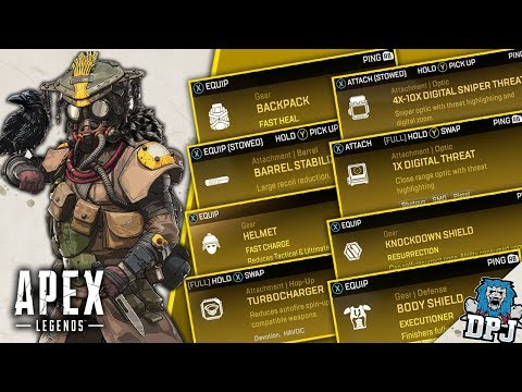 Apex Legends - LEGENDARIES - What They Do / The Complete Guide To Loot / Gear