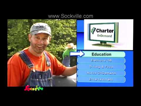 Sockville On Demand TV Commercial - Aired On Charter