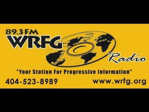 VIPSOCIO on WRFG 89.3 FM Atlanta Afrofest Visa Int Music Festival