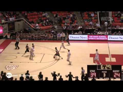 4A Boys Basketball  Olympus vs Highland Utah High School State Tournament 3 5 14 -2014