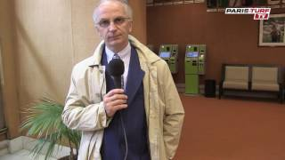 Paris-Turf TV - David Windrif : Option Be