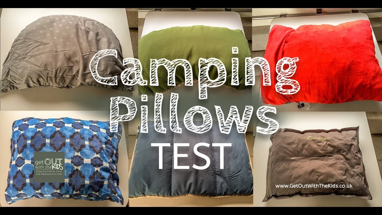 Camping Pillow | Inflatable Travel