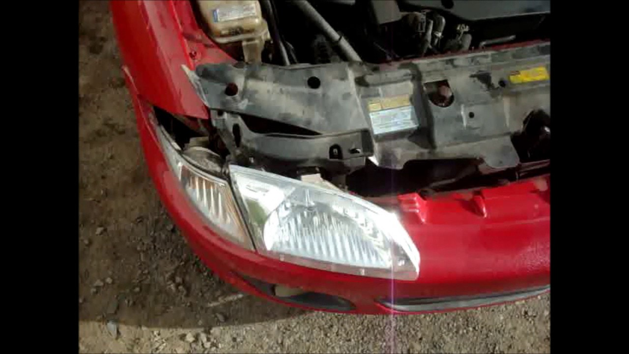 Gm 2000 2002 Chevrolet Cavalier Headlight Removal And Reinstall