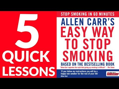 5-quick-lessons-to-learn-from-allen-carr's-easy-way-to-stop-smoking