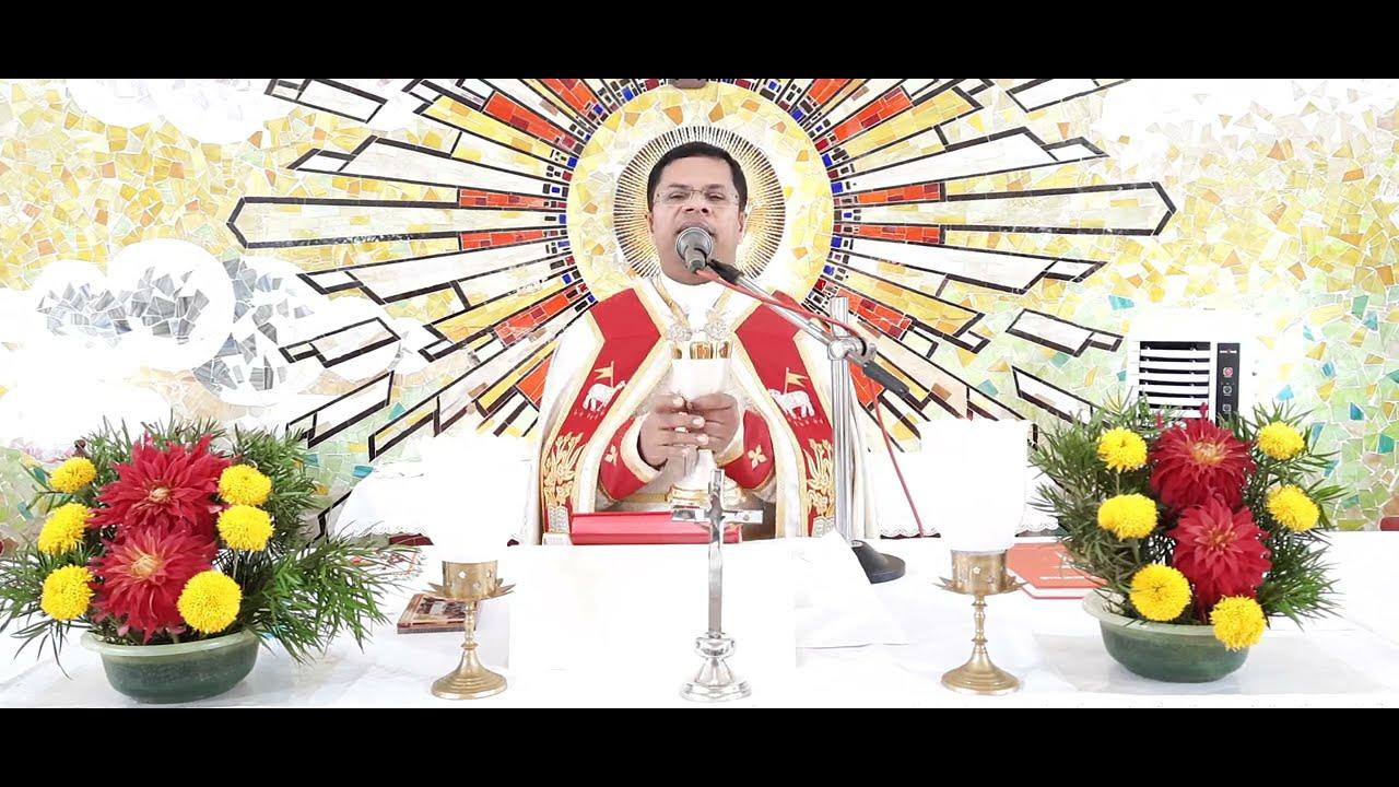 Download Holy Mass ISeptember 25 Saturday  I 5.30 am I Malayalam I Syro MalabarI Fr. Bineesh
