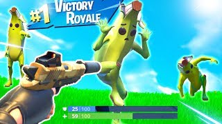 Zombie Angriff Modus in Fortnite Battle Royale!