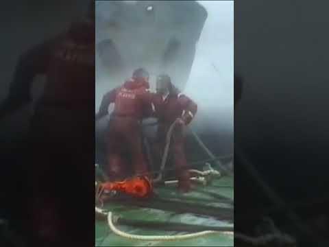 Sauvetage en haute mer par force 12