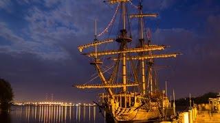 видео Корабль-музей «Гото Предестинация»