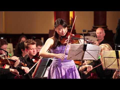 Delius Violin Concerto, Yuka Ishizuka (violin) - excerpt