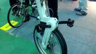 2009台北自行車展特蒐之二【新奇摺疊車】2009 Taipei Cycle Show -- New Folding bike