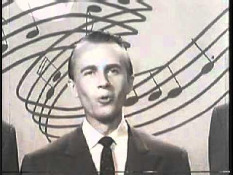 Blackwood Brothers Quartet - 1955 - CHURCH TWICE ON SUNDAY.wmv