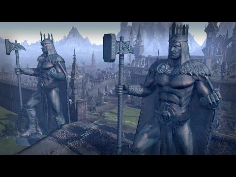 Gates Of Sigmar - Epic Custom Map | Warhammer Total War Gameplay