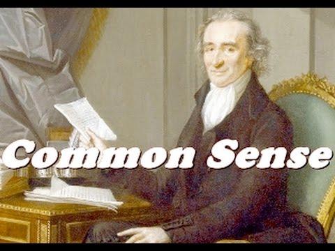 History Brief: Thomas Paine's Common Sense Mp3